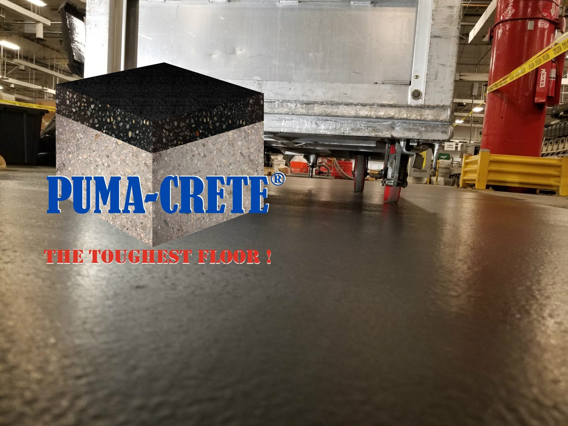 Industrial, Government and USPS Flooring